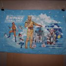 star wars empire strikes back pillow case wall hanging
