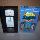 dodgers 100 years visual history 1990 vhs