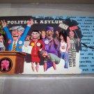 political asylum board game nib 2000
