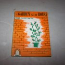 a garden in the house helen van pelt wilson 1943 book sentinel book