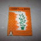 a garden in the house helen van pelt wilson 1943 book sentinel book