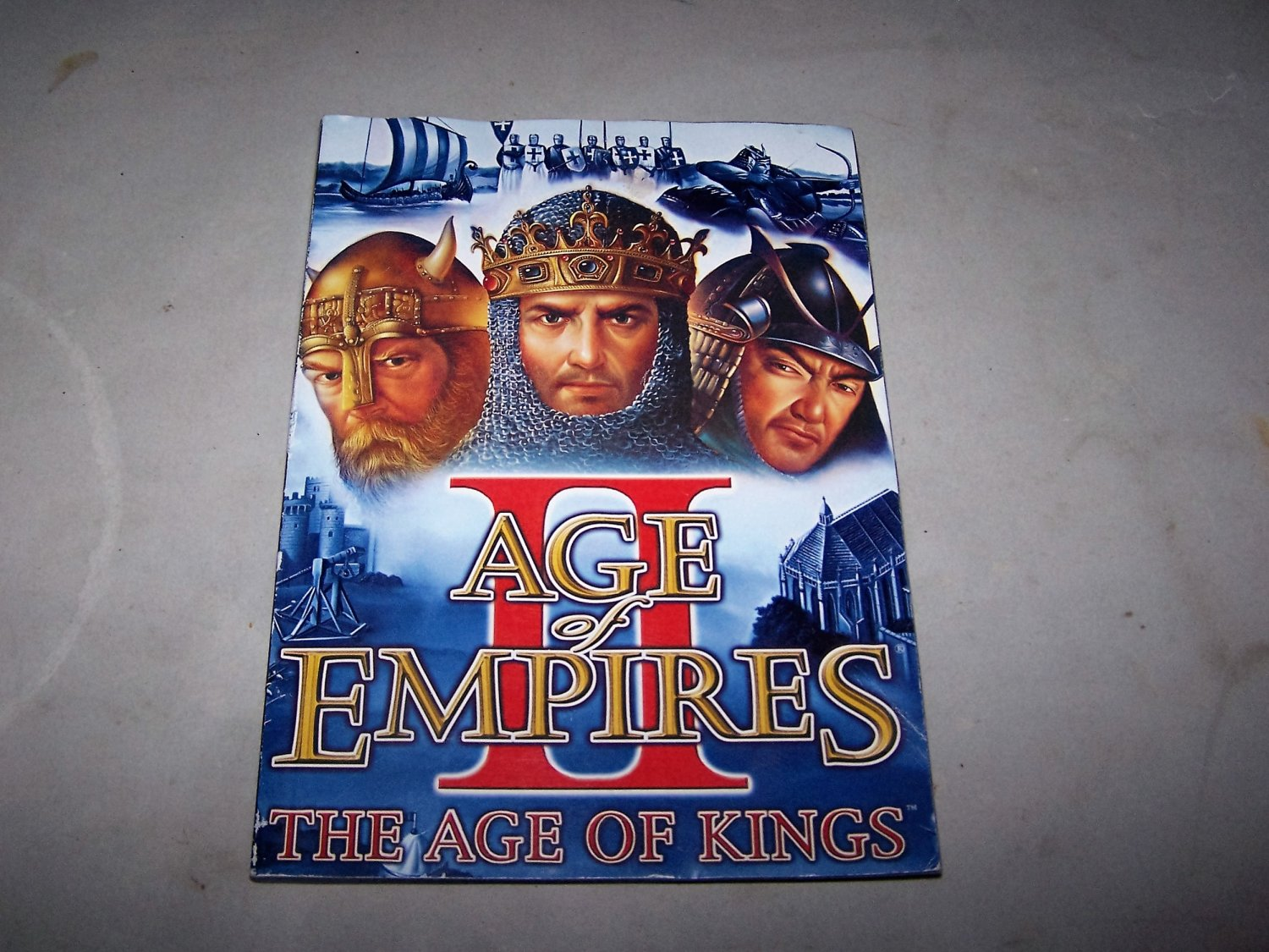 age of empires 2 manual