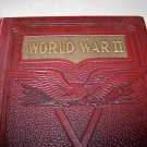 world war 2 an illustrated history major frank monaghan 1943 embossed cover