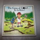 the game of golf by the rules game 1989 mountainman ent