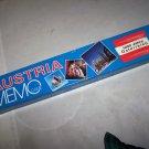 austria memo game 1995 piatnik wien