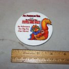 an american tail fievel goes west button 1991 button