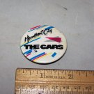 the cars heartbeat city button