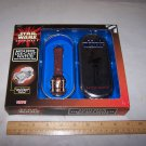 battle droid star wars watch with metain tin nib