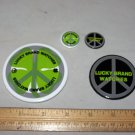 lucky brand watches button lot
