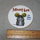 mouse hunt button 1998 movie promo button