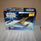 naboo starfighter star wars ep 1 die cast model kit nib 1999 ertl
