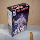 luke skywalker star wars 1995 model kit erlt nip