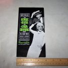 george burns carol channing jack benny harrahs post card