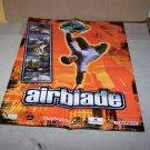 airblade poster game informer 2002 poster