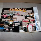 f1 roc 2 poster 1993 super nintendo video game advert poster