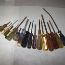 screwdriver lot 17 xlite proto and others used screwdriver lot