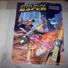 pod racer star wars ep 1 poster egm 2 sided poster