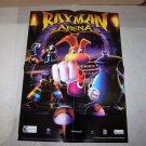 rayman arena tekken 4 poster 2 sided poster