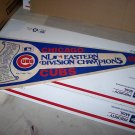 chicago cubs 1984 vintage pennant