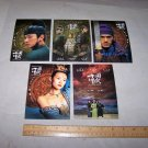 house of flying daggers lobby card postcard lot of 5 2004 card lot