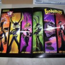loonatics unleashed wb show poster