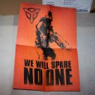 killzone 2004 video game poster