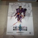 final fantasy 1 and 2 dawn of souls 2004 poster 2 sided poster
