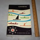 canoeing american nat. red cross book 1977 book