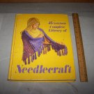 leewards complete library of needlecraft vol 3 book 1975 hc book