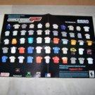 2k3 world series baseball jersy poster zelda wind walker 2 sided 2003 poster