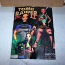 tomb raider 2 deathtrap dungeon fighting force poster 2 sided poster