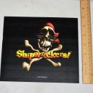 shipwreckers1997 psygnosis playstation lid sticker on card