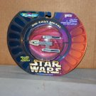 y wing die cast metal star wars micro machines bubble pack 1996 galoob nip