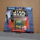 tie fighter star wars micro machines die cast metal 1996 galoob nip