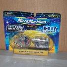 millennium falcon collection 3 sandcrawler star wars micro machine nip 1996 galoob
