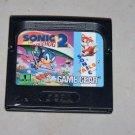 sonic the hedgehog 2 sega game gear game cart