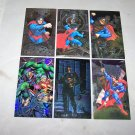 superman skybox spectra etch 1994 cards lot