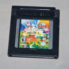 nintendo game and watch gallery 3 cart only works fine