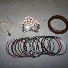 bangle bracelet lot