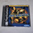 asteroids ps1 game 1998 activision