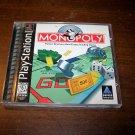 monopoly ps1 game 1997 hasbro