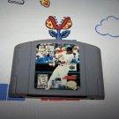 all star baseball 99 nintendo 64 n64 game cart 1997