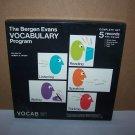 bergen evans vocabulary program 5 record set 1967