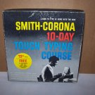smith corona 10 day touch typing course 1959 record set