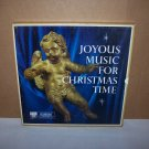 joyous misic for christmas time 4 record set dynagroove