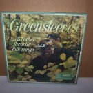 greensleeves and 57 other favorite folk songs 4 record set
