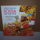 john philip sousa on parade with other great marches 5 record set