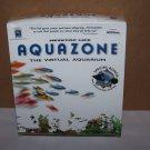 aquazone virtual aquarium 1997 nib windows 95 3.3 cd rom