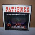 patience d'oyly carte opera company record set