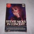 stevie nicks in concert 1982 VHS video
